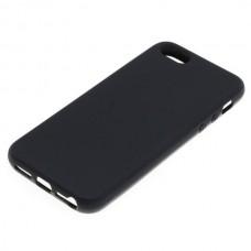 Silikonski ovitek per Apple iPhone 5 / 5S / SE, nero