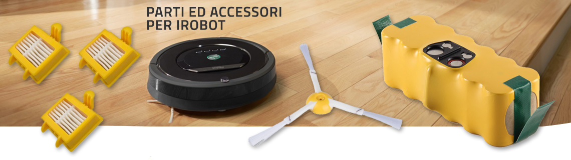 Accessori iRobot Roomba
