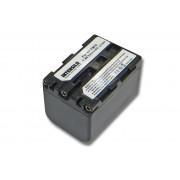 Batteria NP-FM50 per Sony CCD-TRV106K / CCD-TRV108, 3200 mAh