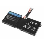 Batteria per Dell Alienware 17 / 18 / M17X R5 / M18X R3, 4400 mAh