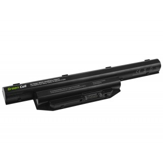 Batteria per Fujitsu Siemens LifeBook A544 / E744 / S904, 4400 mAh