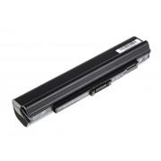Batteria per Acer Aspire One A110 / A150 / D150 / D250, nera, 6600 mAh