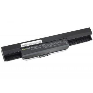 Batteria per Asus A43 / A53 / A54 / A83 / K43 / K53 / K54 / X53, 10.8 V, 6600 mAh