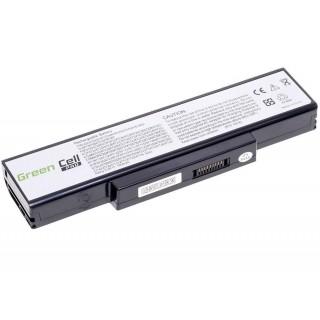 Batteria per Asus A72 / K72 / N71 / N73, 5200 mAh