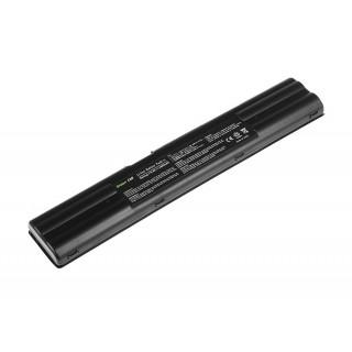 Batteria per Asus A3 / A3000 / A6 / A6000, 4400 mAh