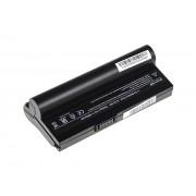 Batteria per Asus Eee PC 1000 / 1000H / 901 / 904, nero, 8800 mAh