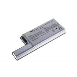 Batteria per Dell Latitude D531 / D820 / D830, 4400 mAh