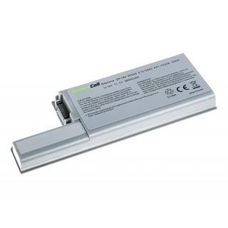 Batteria per Dell Latitude D531 / D820 / D830, 6600 mAh