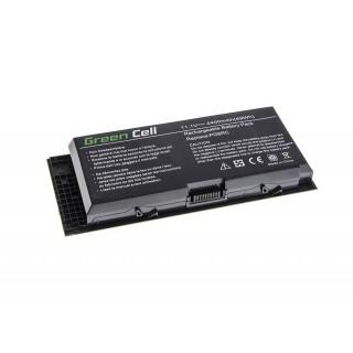 Batteria per Dell Precision M4600 / M4700 / M6600, 4400 mAh