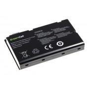 Batteria per Fujitsu Siemens Amilo XI2428 / XI2528 / XI2550 / PI2450, nera, 4400 mAh