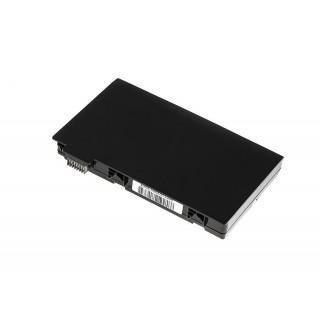 Batteria per Fujitsu Siemens Amilo PI3525 / PI3540, nera, 4400 mAh