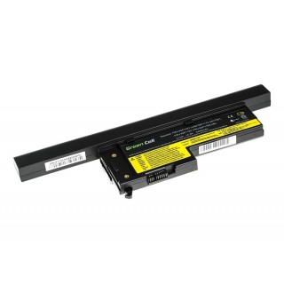 Batteria per IBM Lenovo Thinkpad X60 / X60s / X61 / X61s, 4400 mAh