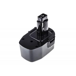 Batteria per DeWalt DC9091 / DE9091 / DE9094, 14.4 V, 2.0 Ah