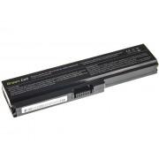 Batteria per Toshiba Satellite C650 / L750 / P750, 4400 mAh