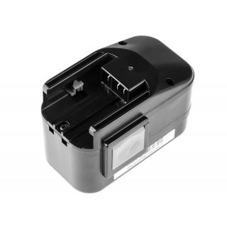 Batteria per AEG 2000, 9.6V, 2.5Ah