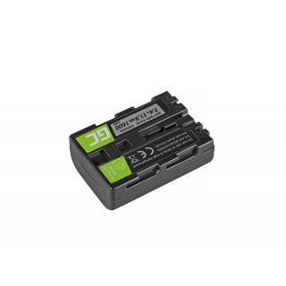 Batteria NP-FM50 per Sony CCD-TRV106K / CCD-TRV108, 1600 mAh