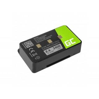 Batteria per Garmin GPSMAP 276 / 296 / 376, 3400 mAh