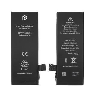 Batteria per Apple iPhone 5S, 1560 mAh, con nastro adesivo