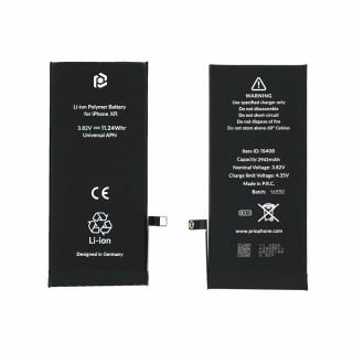 Batteria per Apple iPhone XR, 2942 mAh, con nastro adesivo