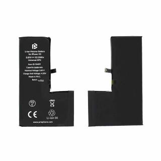 Batteria per Apple iPhone XS, 2600 mAh, con nastro adesivo