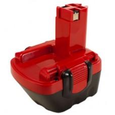 Batteria per Bosch BAT043 / BAT045 / BAT046, 12 V, 3.0 Ah