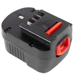 Batteria per Black & Decker A12 / PB12 / A1712 / FSB12, 12 V, 2.0 Ah