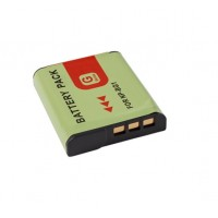 Batteria NP-BG1 / NP-FG1 per Sony Cybershot DSC-H3 / DSC-H3B / DCS-H7, 960 mAh