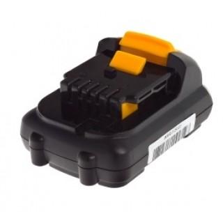 Batteria per DeWalt DCD710 / DCF610 / DCL040, 12 V, 1.5 Ah
