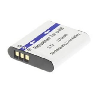 Batteria LI-90B per Olympus SH-50 / Stylus XZ-2 / Tough TG-1, 1270 mAh