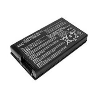 Batteria per Asus F80 / A8 / A8J / A8000 / F8, 4400 mAh
