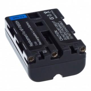 Batteria NP-FM500H per Sony Alpha 57 / 65 / 77 / 99, 1300 mAh