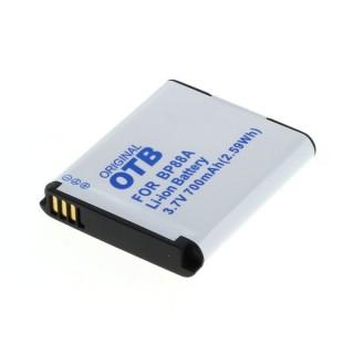 Batteria BP88A per Samsung DV300F, 700 mAh