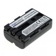Batteria NP-FM500H per Sony Alpha 57 / 65 / 77 / 99, 1600 mAh