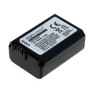 Batteria NP-FW50 per Sony NEX-3 / NEX-5 / NEX-6, 1050 mAh