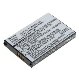 Batteria per Asus MyPal A626 / A686 / A696, 1300 mAh
