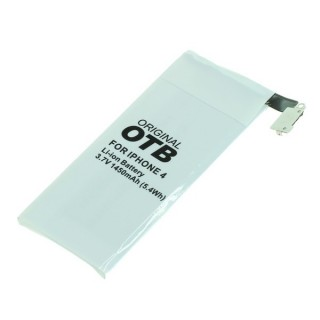 Batteria per Apple iPhone 4, 1450 mAh