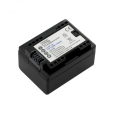 Batteria BP-718 per Canon Legria HF M52 / HF R66 / HF R606, 1780 mAh