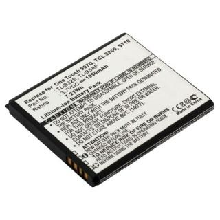 Batteria per Alcatel OT-997 / OT-5035, 1950 mAh