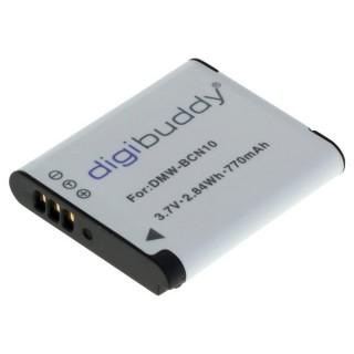 Batteria DMW-BCN10 per Panasonic Lumix DMC-LF1, 770 mAh