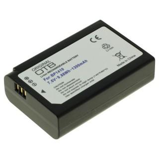 Batteria BP1410 per Samsung Smart Camera NX30 / WB2200F, 1300 mAh