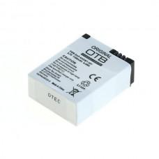 Batteria per GoPro HD Hero 3 / GoPro HD Hero 3+, 1180 mAh