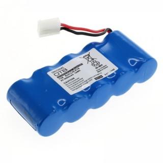 Batteria per Bosch Somfy / Roll-Lift / Rollfix, 6 V, 3.0 Ah