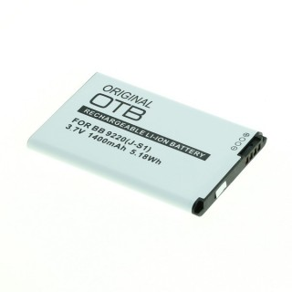 Batteria per Blackberry Curve 9220 / 9230 / 9310 / 9320, 1400 mAh