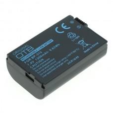 Batteria BP-308 / BP-310 / BP-315 per Canon HV10 / IXY DV M5 / MVX4i / Optura 600, 1300 mAh