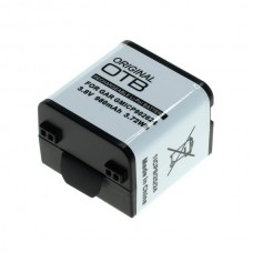 Batteria per Garmin Virb X / XE, 980 mAh