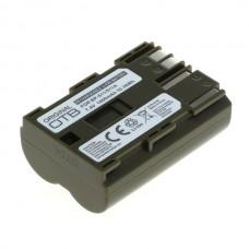 Batteria BP-508 / BP-511 / BP-511A / BP-512 / BP-514 per Canon EOS 100 / EOS D60 / Powershot G6, 1400 mAh