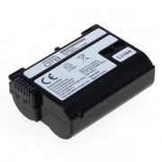Batteria EN-EL15 per Nikon D600 / D800 / D800E / D7000 / D7100 / D8000, 2050 mAh
