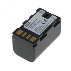 Batteria BN-VF815 per JVC GR-D720 / GZ-HM1 / GZ-HD3, 1500 mAh