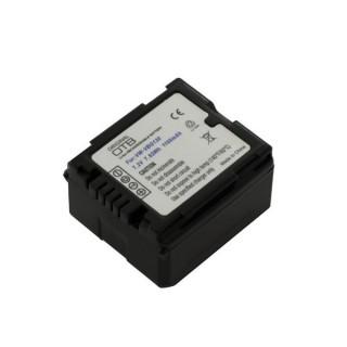 Batteria DMW-BLA13 per Panasonic HDC-H28 / HDC-SX5 / VDR-D50, 1100 mAh