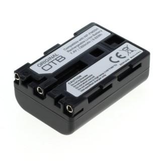Batteria NP-FM50 per Sony CCD-TRV106K / CCD-TRV108, 1300 mAh